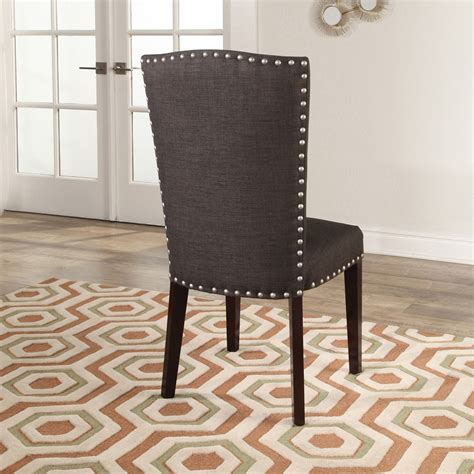 Charcoal Gray Dining Room Chairs