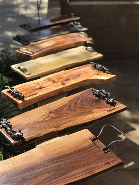 Charcuterie Board Wood Diy Projects