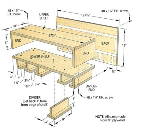 Charging Station Plans For Woodworking Pdf