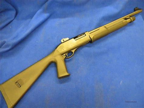 Charles Daly Field Tactical Shotgun And Dead Ringer Sights Shotgun