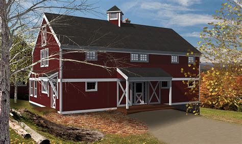 Chatham-Ii-Barn-Home-Plans