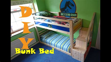 Chatters Diy Bunk Bed
