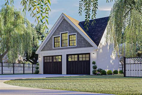 Cheap 2 Car Garage Plans