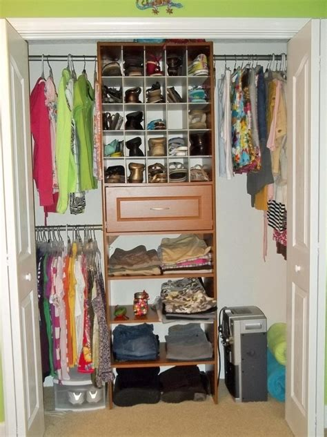 Cheap Closet Organizer Ideas