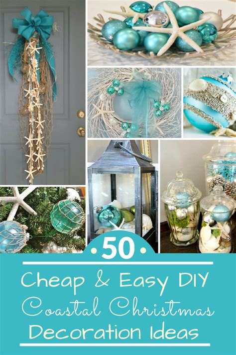 Cheap Diy Beach Theme Decor Ideas