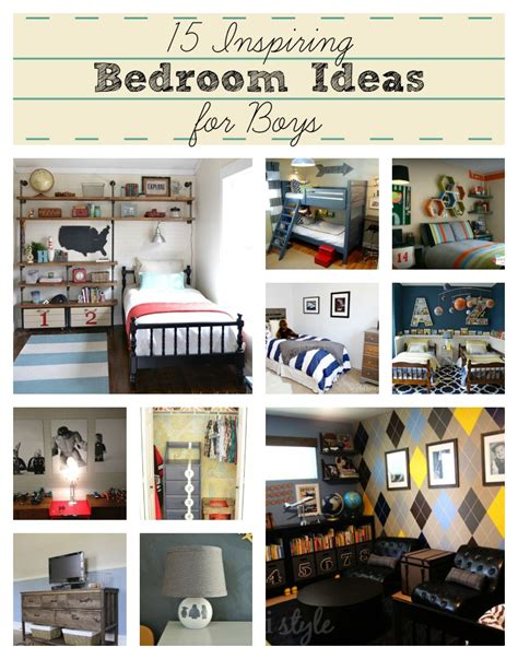 Cheap Diy Boy Bedroom Ideas
