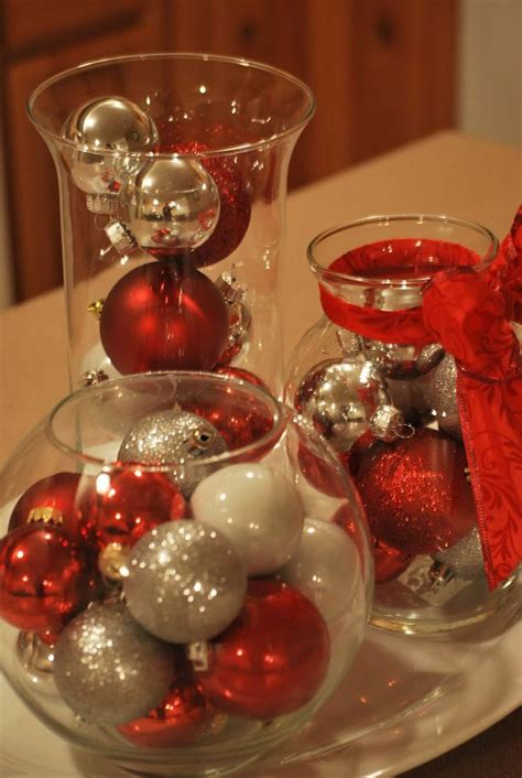 Cheap Diy Christmas Table Decorations