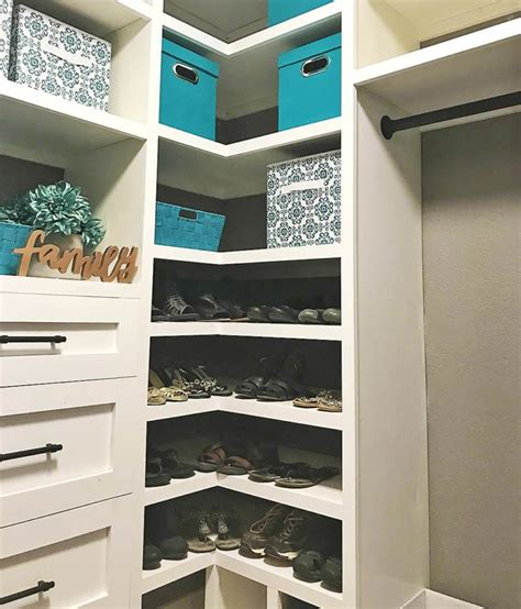 Cheap Diy Closet Storage