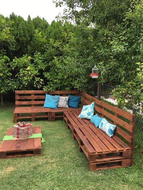 Cheap Diy Garden Seating