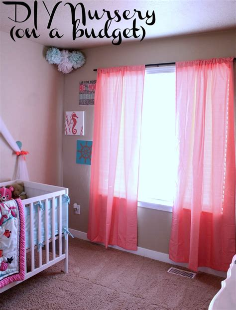 Cheap Diy Nursery Ideas