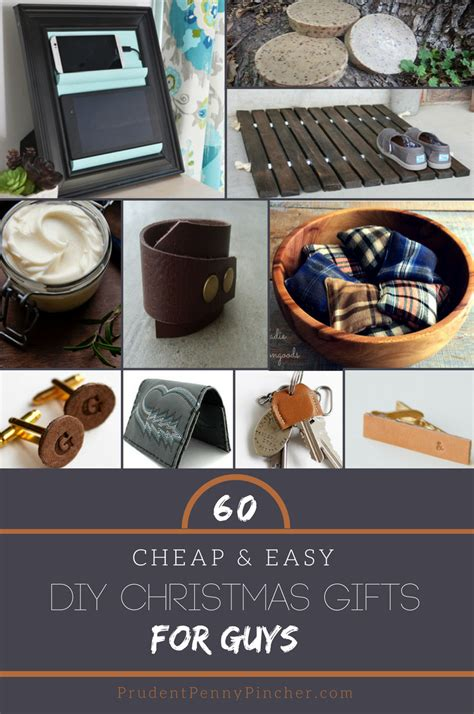 Cheap Easy Diy Christmas Gifts For Men