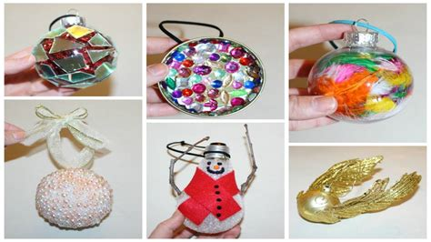 Cheap Easy Diy Christmas Ornaments