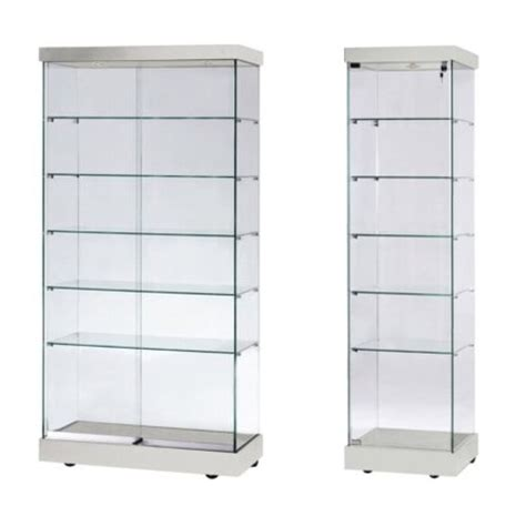 Cheap Glass Display Cases Low Prices