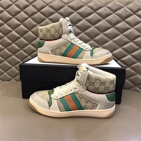 Cheap Gucci High Top Sneakers