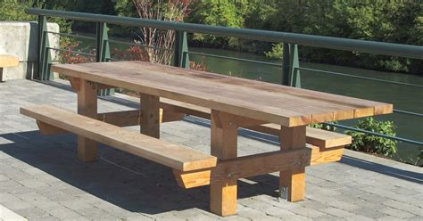 Cheap Picnic Table Plans