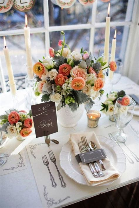 Cheap Wedding Table Plans