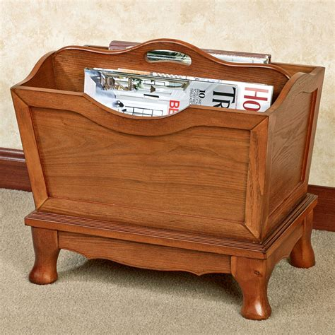 Cheap Wooden Magazine Rack
