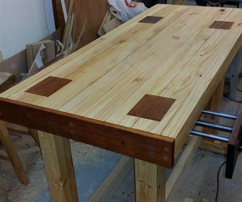Cheap Workbench Plan Instructable