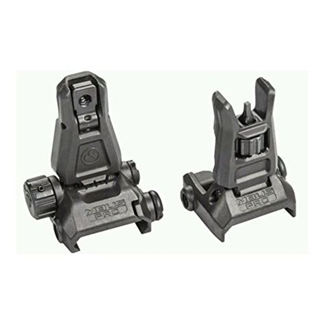 Cheap Price Magpul Mbus Pro Steel Sight Set Mag275 Amp .