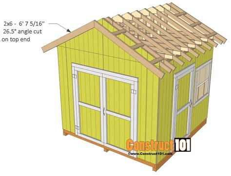 Cheap-10x10-Shed-Plans