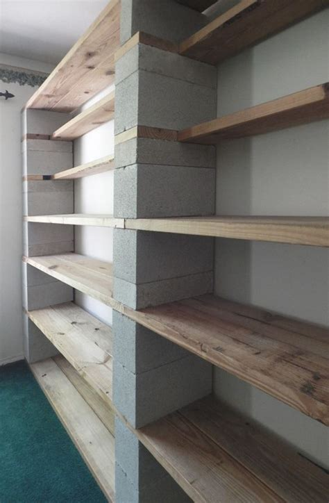 Cheap-Diy-Cinder-Block-Garage-Shelves