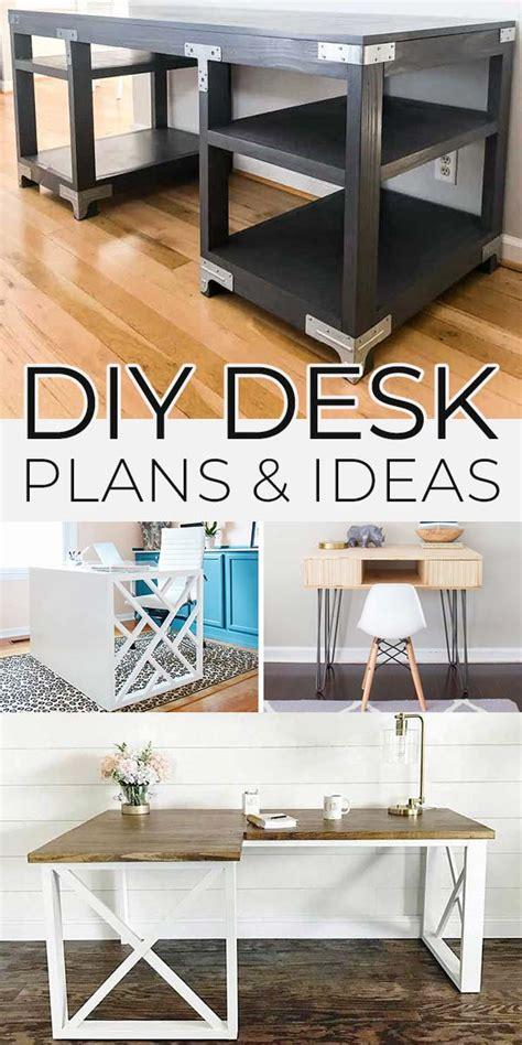 Cheap-Diy-Desk-Ideas-Blue-Prints