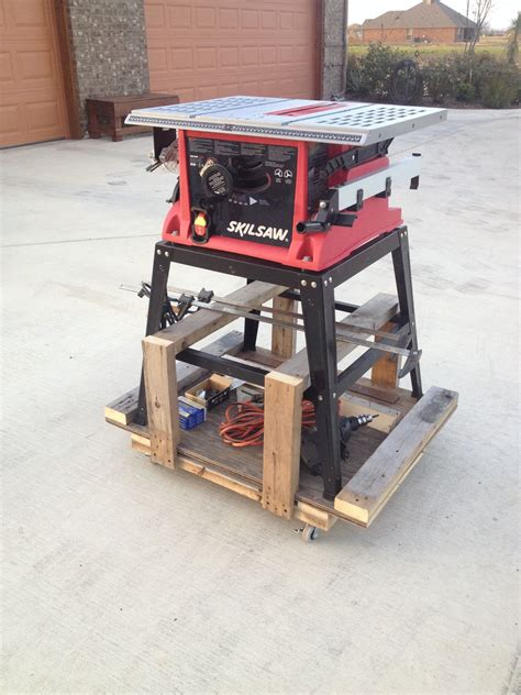 Cheap-Diy-Table-Saw-Stand