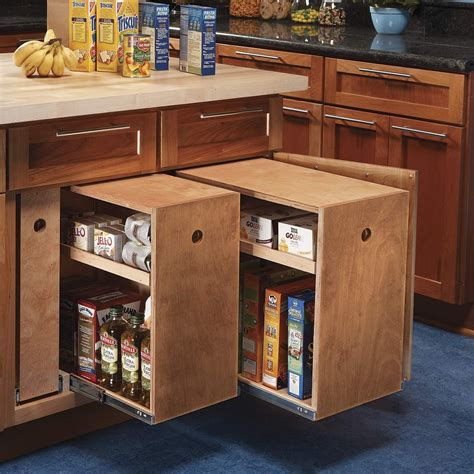 Cheap-Lower-Cabinet-Pullouts-Diy