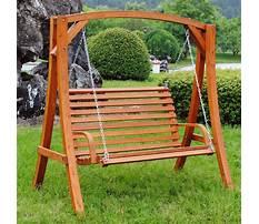 Best Cheap outdoor bench swings