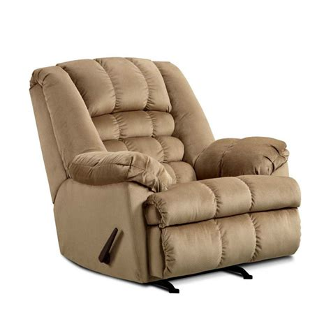 Cheapest Simmons Oversized Recliner