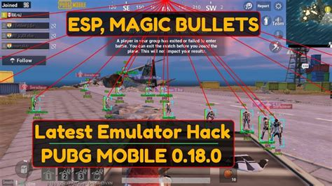 Cheat Anti Detect Emulator PUBG Mobile