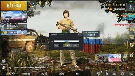 Cheat Emulator PUBG Mobile
