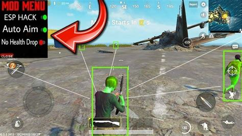 Cheat For PUBG Mobile Ios