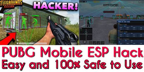 Cheat Game Guardian PUBG Mobile
