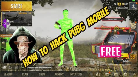 Cheat Hack PUBG Mobile