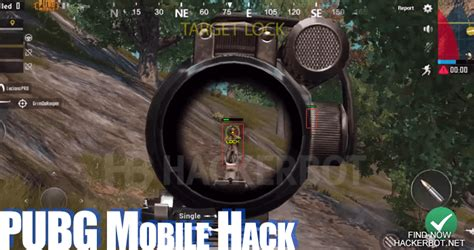 Cheat In PUBG Mobile