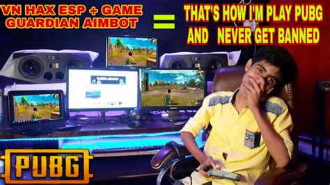 Cheat PUBG Game Guardian Tanpa Root