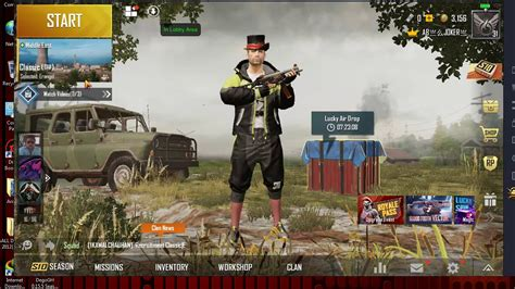 Cheat PUBG Mobile 2019 Pc