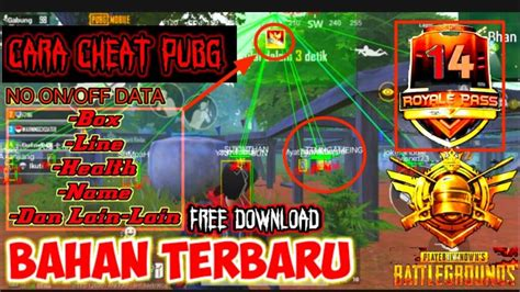 Cheat Terbaru PUBG Mobile