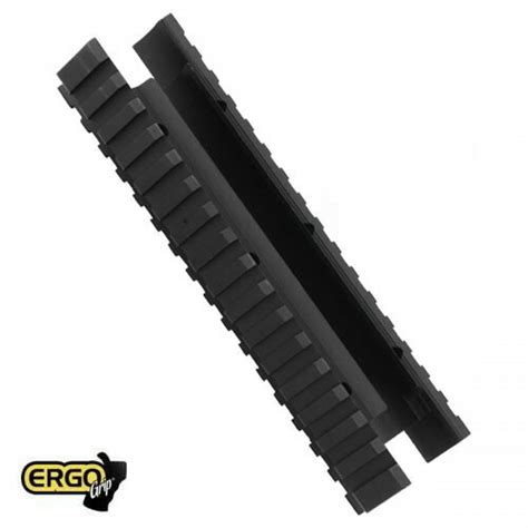 Check Price Ergo Grip Reg 3-Rail Shotgun Forend Ergo Grips.