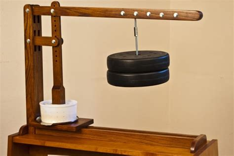 Cheese press woodworking plans.aspx Image