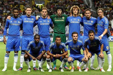 Chelsea Vs Barca 2012 Lineup And Chelsea Vs Man City Fa Cup 2016 Lineup