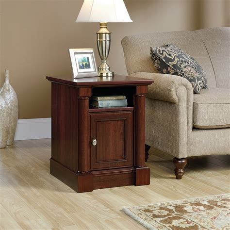 Cherry Desk Side Table