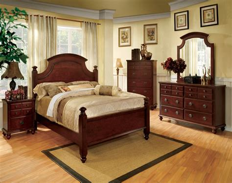 Cherry-Bedroom-Furniture-Plans