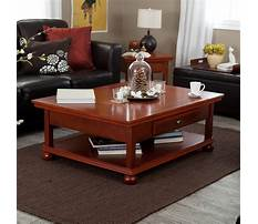 Best Cherry end table