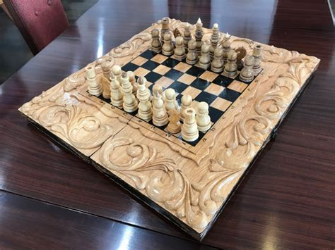 Chess Board Box Plans