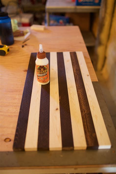 Chess Board Table Diy