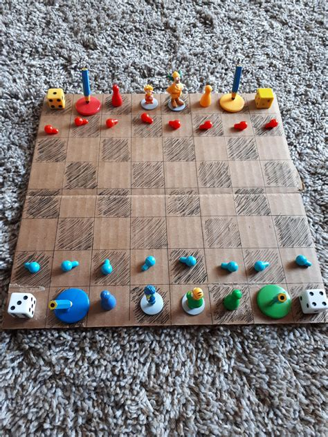 Chess Table Discounted