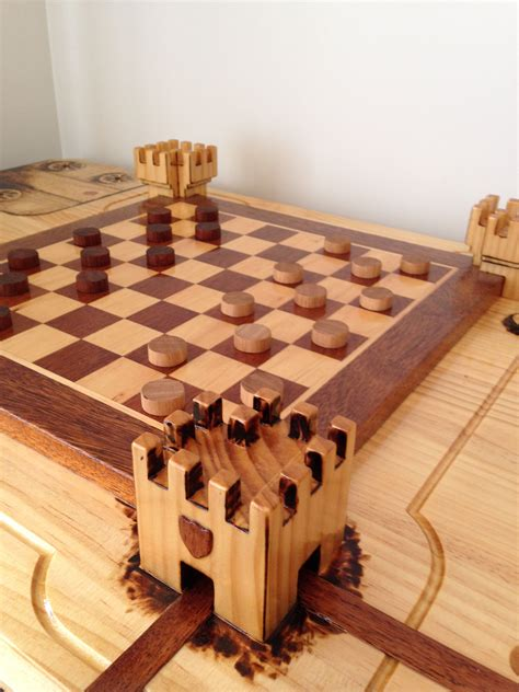 Chess Woodworking Plans
