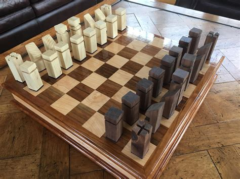 Chess-Table-Project-Plans